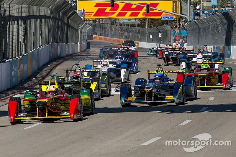 Formula E announces season two teams
