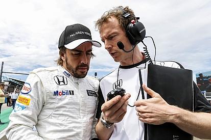 McLaren: Alonso quinto con la nuova aerodinamica