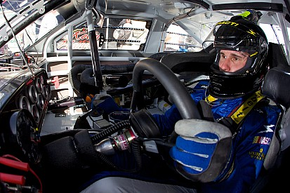 Andy Lally to make NASCAR return at Road America