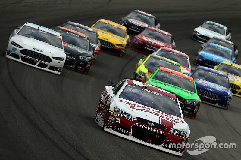 Nascar Will Proceed With High Drag Package At Michigan