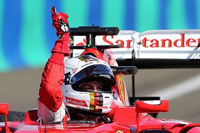 """Vettel - """"Essayer de rendre l'impossible possible"""""""