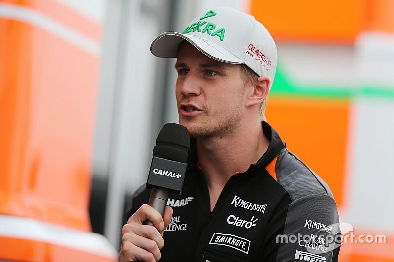 Hulkenberg não está preocupado com os problemas da Force India