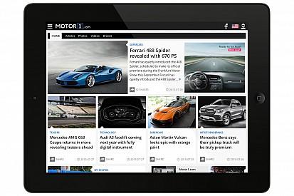 Motorsport.com dresse une échelle vers l'automobile à son portfolio mondial