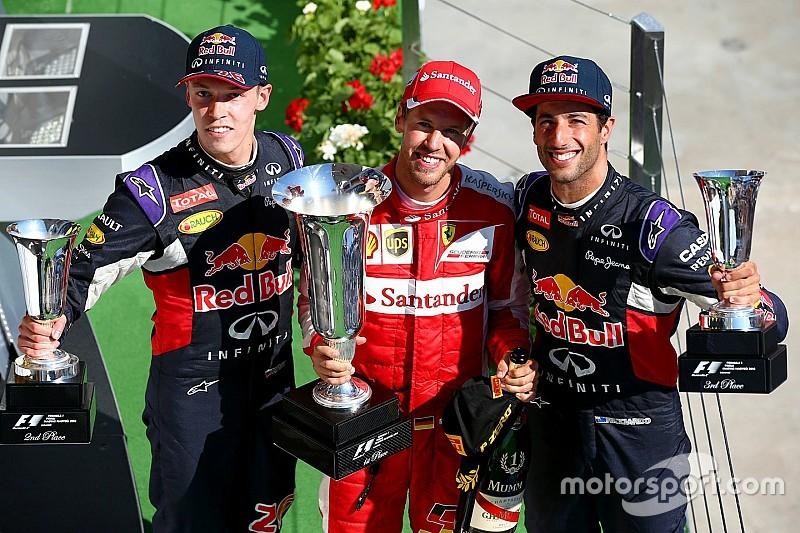 Hechos consumados: hitos de los pilotos en el GP de Hugría