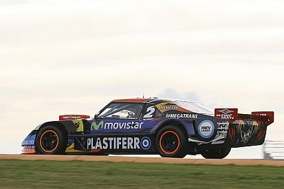 El JET Racing tiene auto nuevo para Ledesma en Paraná