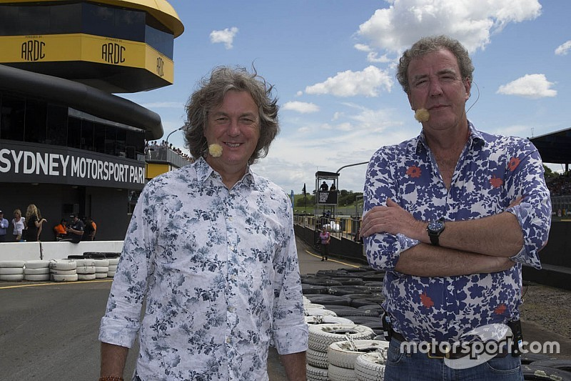 Top Gear Trio Join Amazon For New Car Show - Top gear car show