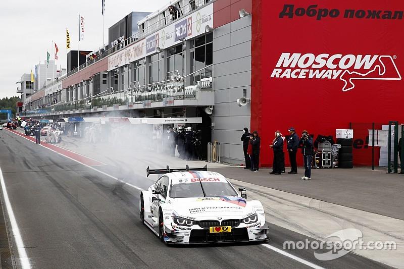 Завершается предпродажа билетов на российский этап DTM