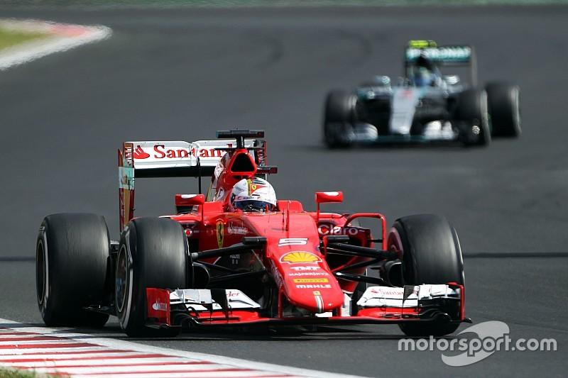 En Ferrari sostienen que Mercedes sigue siendo el más fuerte