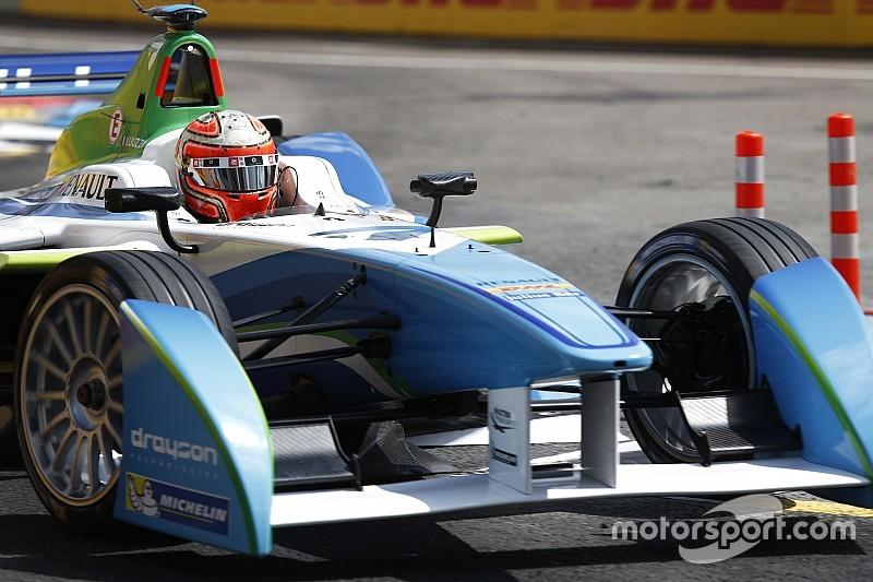 Liuzzi seguirá con Trulli en la Fórmula E