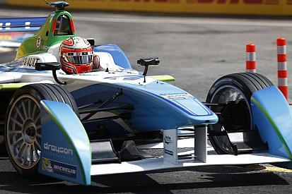 Liuzzi segue na equipe Trulli para segunda temporada da F-E