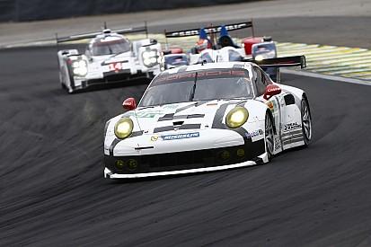 Porsche Mantey prepara le RSR per il Nürburgring