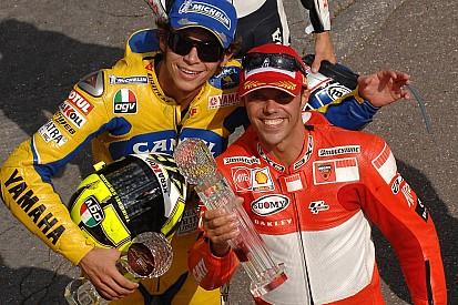 Rossi favourite to secure MotoGP title, says Capirossi