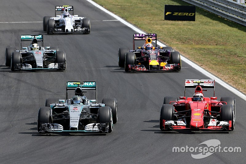 Mercedes asegura que hay que tener cuidado con Ferrari