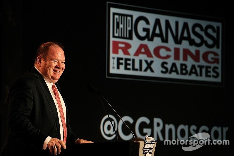 Kauffman buys into Chip Ganassi Racing