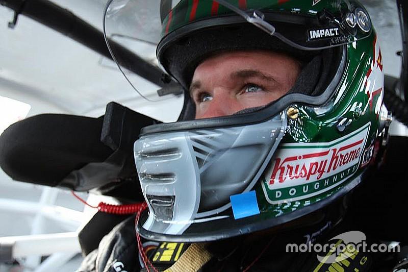 Gaulding se une a Kyle Busch Motorsports para tres carreras dentro de las camionetas