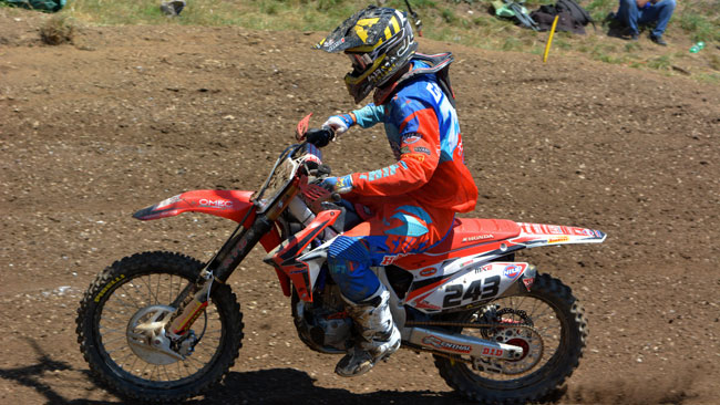 Tim Gajser punta al primato della classifica della MX2