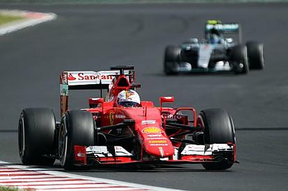 Ferrari - Mercedes reste l'équipe la plus forte