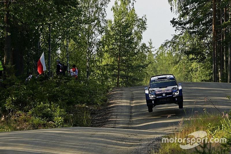 Finlandia, PS4: Sébastien Ogier centra il tris