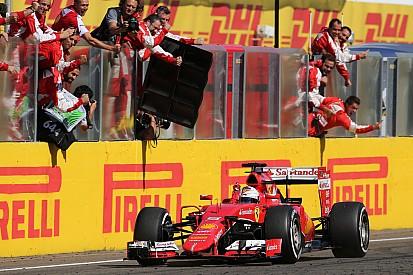 Ferrari no creía posible ganar en Hungría