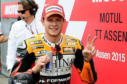 Ufficiale: il Forward Racing ha liberato Stefan Bradl