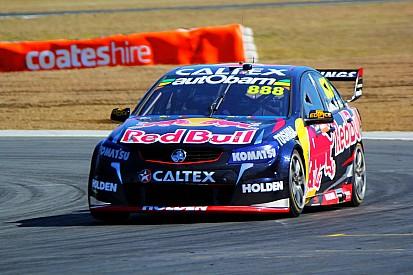 Mostert, Lowndes share Queensland V8 poles