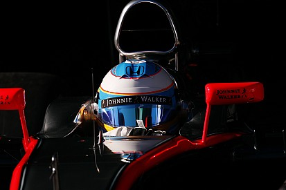 Alonso frustrated by F1 testing ban, says Dennis