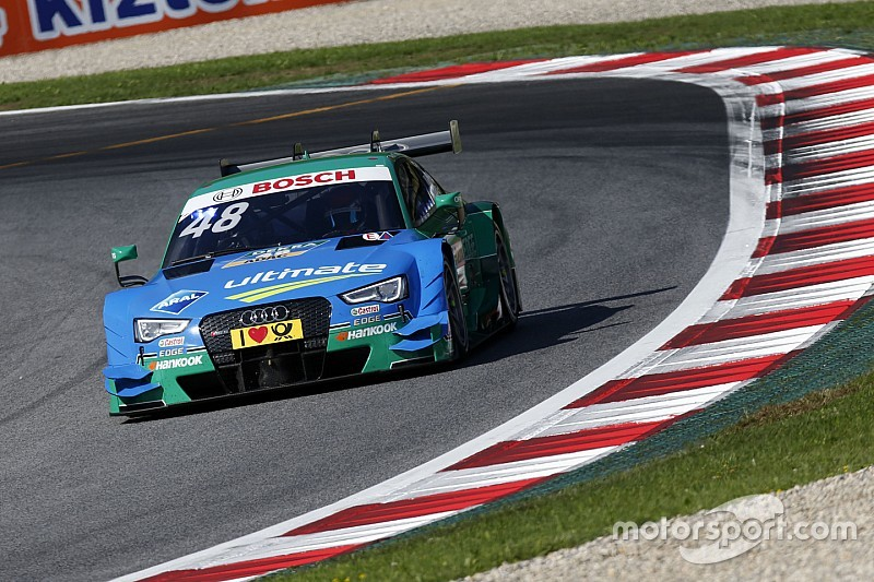 Edoardo Mortara in pole in gara 1 al Red Bull Ring