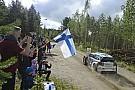 Finlandia, PS17: Jari-Matti Latvala tenta l'allungo