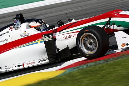 Rosenqvist se impuso en la carrera 2 de F3 en Austria
