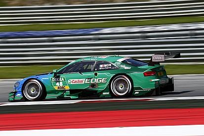 Первую гонку в Австрии выиграл Мортара
