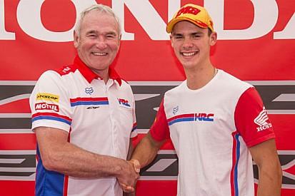 Tim Gajser e Honda HRC avanti insieme fino al 2020