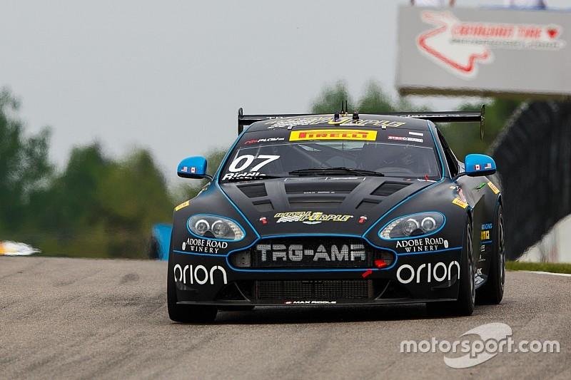 Wilson Wins Pirelli World Challenge GTS round 12 at Mid-Ohio