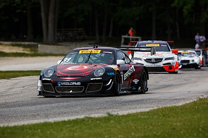 Dalziel breaks through with first World Challenge win of 2015