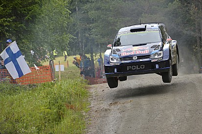 Latvala s'impose, la Power Stage à Ogier