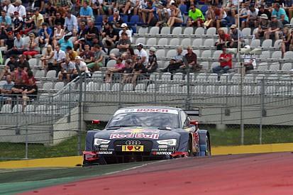 Mattias Ekstrom mago della pioggia: vince Gara 2