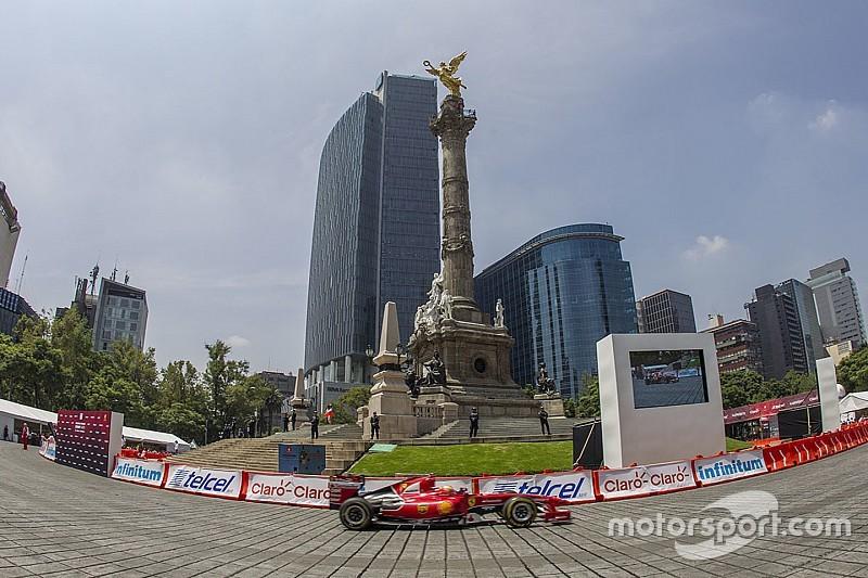 Esteban Gutiérrez ansioso de la llegada del Gran Premio