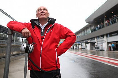 "Audi boss Ullrich apologises for ""push him out"" radio message"