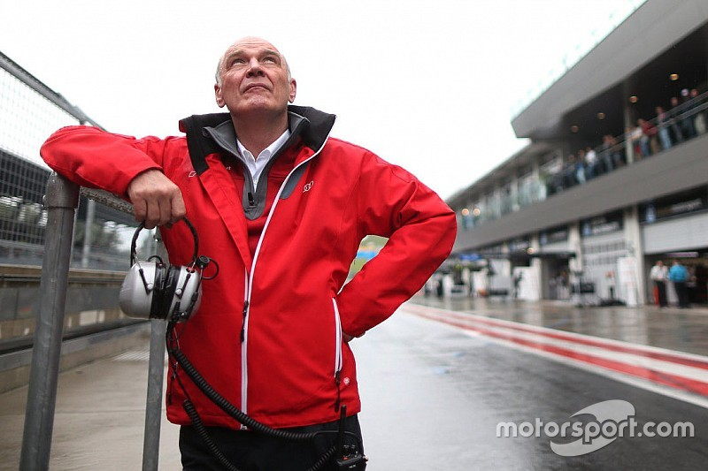 """Audi boss Ullrich apologises for """"push him out"""" radio message"""