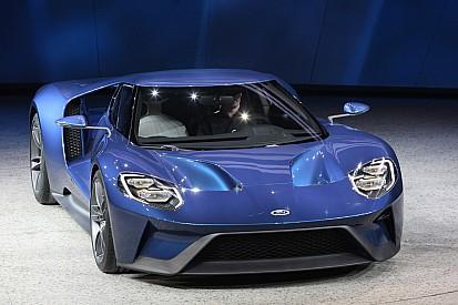 Seulement 250 unités pour la nouvelle Ford GT?