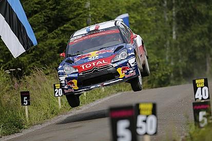 Stéphane Lefebvre déclassé de sa 3e place du WRC2