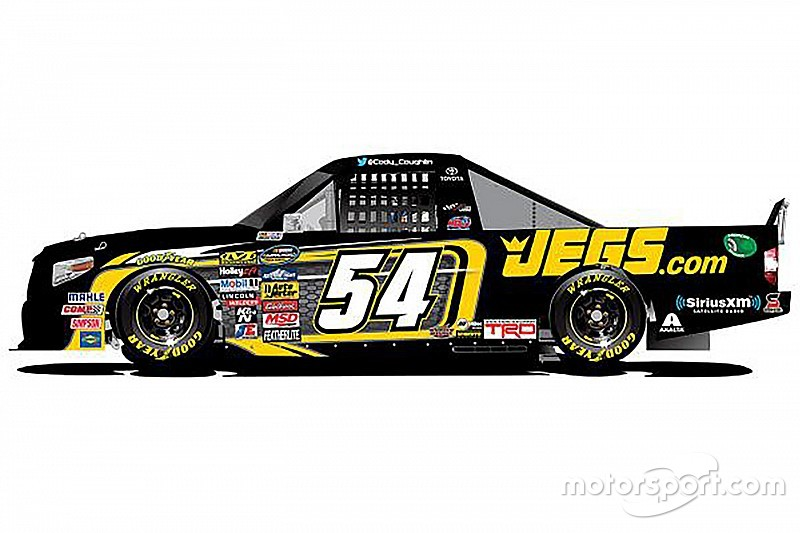 Cody Coughlin to get shot with Kyle Busch Motorsports