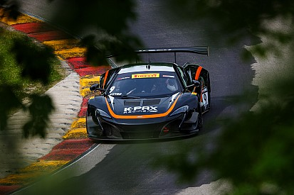 K-PAX Racing with Flying Lizard faces frustrations at Mid-Ohio