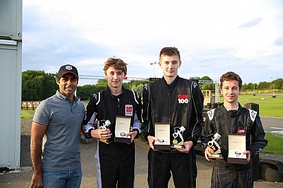 Chandhok's annual karting event