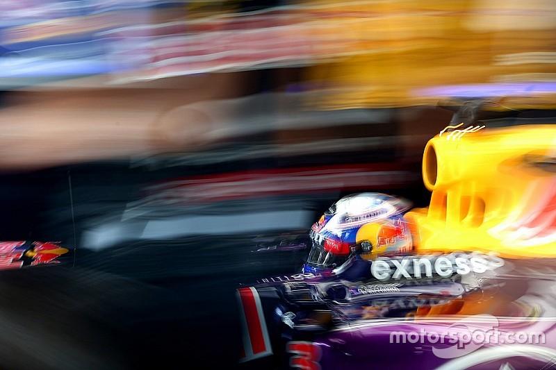 Red Bull confia que recuperou déficit de downforce no bico