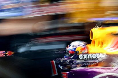 Red Bull confía en que ha recuperado el déficit de carga aerodinámica