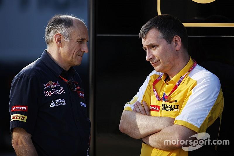 Chefe crê que Renault tenha desistido de comprar Toro Rosso