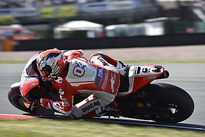 """Dovizioso: """"Indianapolis si adatta meglio alla GP15"""""""