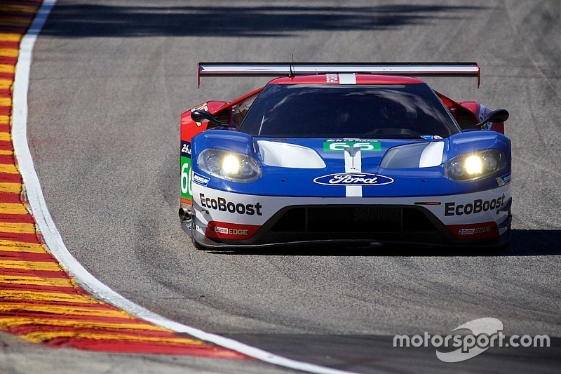 "Ford boasts handling of new GT Le Mans racer is ""phenomenal"""