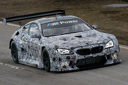 BMW dévoile davantage de détails sur la M6 GT3