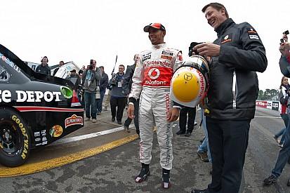 """Hamilton – """"J'aimerais beaucoup m'essayer à la NASCAR"""""""
